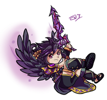 Viper Blade by Lady-of-Link