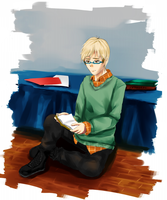 TH: Activity Check Studying for Exams by kentarocks