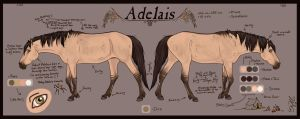 Adelais Reference by silverglass19
