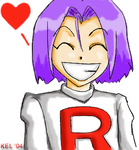 James-Kojiro Colored by Kloot-chan