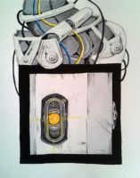 GlaDOS by Squaracters