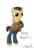 Niko Bellic by Qemma