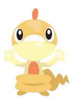 Scraggy by Digillama