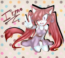 Irma The Cat AT6 (facebook) by candycandy-chan