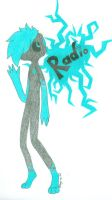 Radio the Enderman by xAngeltheCatx