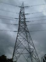 TRANSMISSION TOWER NEAR ANCOL BAY by diimaaz