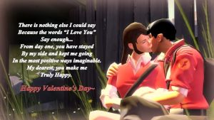 A Valentine for Conalo by Nylten