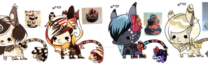 ++Mistery Gingersnaps Auction++closed++ by Megal0Vania