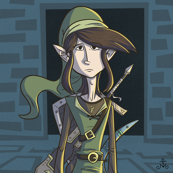 StyleTest1--Link by Bradshavius