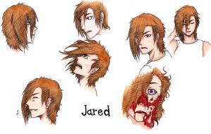 OC: Jared by RenderRose
