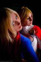 Supergirl once again by Mikycosplay