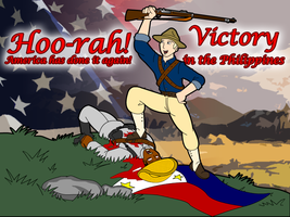 Victory in the Philippines by AlexeiKazansky