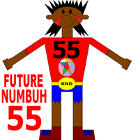 FUTURE NUMBUH 55 by Flame-dragon