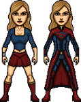 Supergirl (Smallville) by MicroManED