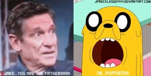 Jake.....You ARE the FATHER!!!!!!!!!!!!!! by JPReckless2444