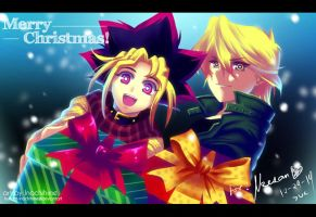 +YGO: Merry Christmas+ by twilight-inochihime