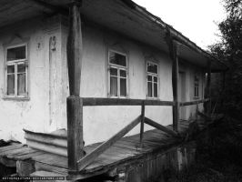 Old house by ArthurGautama