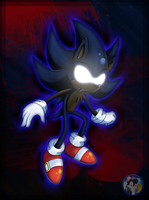 .:Dark Sonic:. by Blacky-Doll