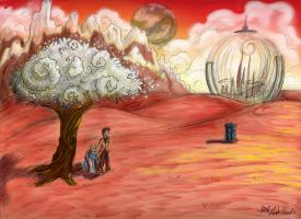 Showing Gallifrey by Lady-Mage