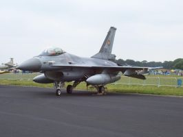 F-16AM by kaasjager