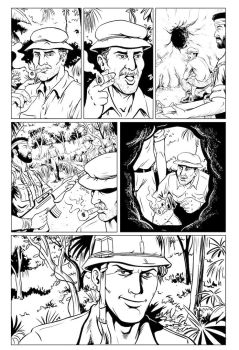 Top Cow page 2 by JLRincon