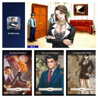 Phoenix Wright : Ace Attorney Trilogy HD by BenjaminHunter