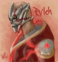 ME: Female Turian OC by Succubii