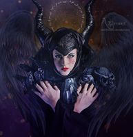 Beauty Creature Angel by annemaria48