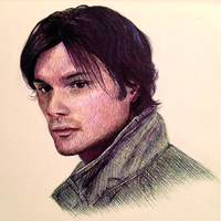 Sam Winchester by ShadowSeason