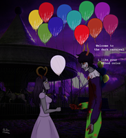 WeLcOmE tO tHe DaRk CaRnIvAl LiTtLe GiRl by Karen-Donna
