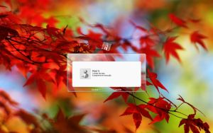Longhorn 4074 Fall Logon by RaulWindows