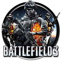 Battlefield 3 Icon by mohitg