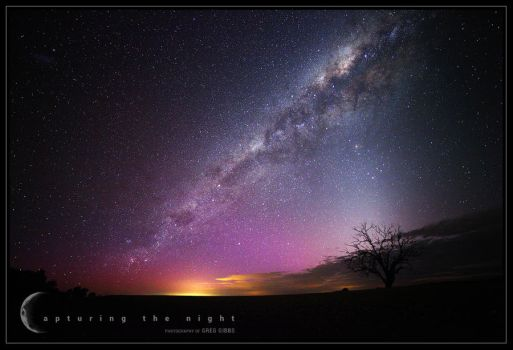Aurora Australis by CapturingTheNight