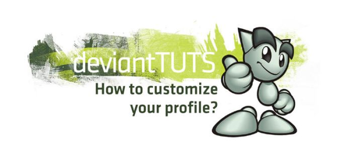 How to customize your profile by 3wyl