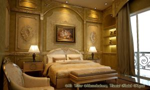 Fin Interior Classic Bedroom 2 by SanSamuel