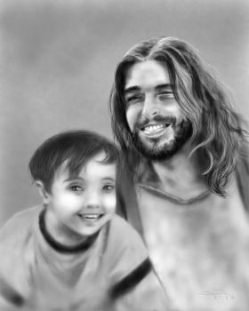 Ryan, at home with Jesus by aspookah
