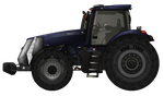 Motor Horse Model Eight-340 Tractor by AC710N87