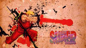 Ken Super Street Fighter II by Gundam4