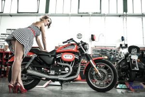 Harley and pin up 15 by sismo3d