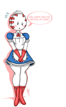 Peppermint maid by 1r9