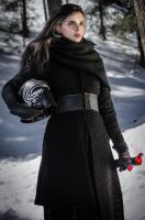 Kylo Ren - fem ver. by ThelemaTherion
