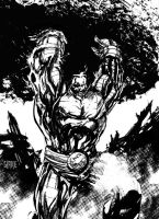 Colossus by johnnymorbius