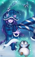 Icy Lulu by HatterMadness