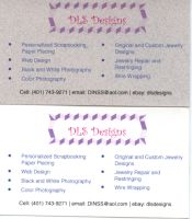 Business Cards by webgoddess