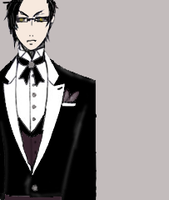 Claude Faustus by Paranormal-Patricia