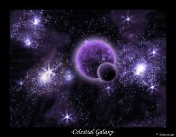 Celestial Galaxy by draconian