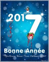 Nouvel An 2017 - 1 by MireilleD