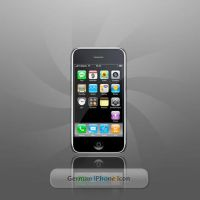 German iPhone Icon by twinware