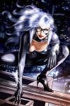 Black Cat by RaffaeleMarinetti