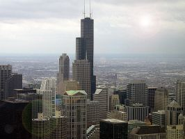 Chicago- Sharper and Clearer! by Wahreoh